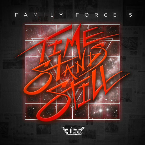 Family Force 5: Time Stands Still CD