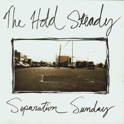 The Hold Steady: Separation Sunday CD