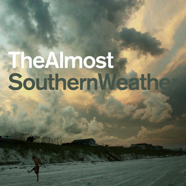 The Almost: Southern Weather CD