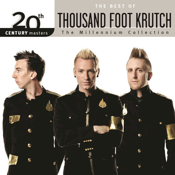 Thousand Foot Krutch: The Millennium Collection-The Best Of TFK CD
