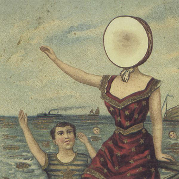Neutral Milk Hotel: In The Aeroplane Over The Sea Vinyl LP