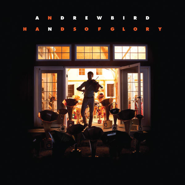 Andrew Bird: Hands of Glory CD