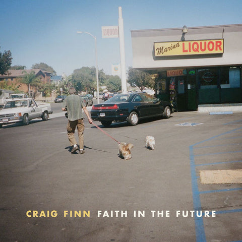 Craig Finn: Faith in the Future CD
