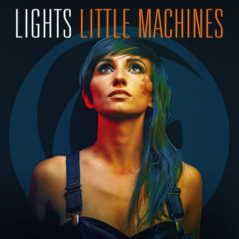 Lights: Little Machines CD