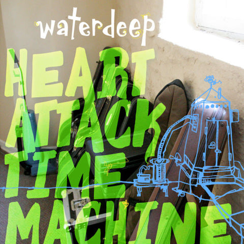Waterdeep: Heart Attack Time Machine CD