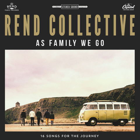 Rend Collective: As Family We Go Deluxe Edition Vinyl LP