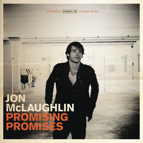 Jon McLaughlin: Promising Promises CD