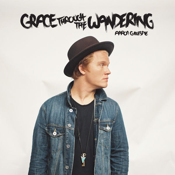 Aaron Gillespie: Grace Through The Wandering CD