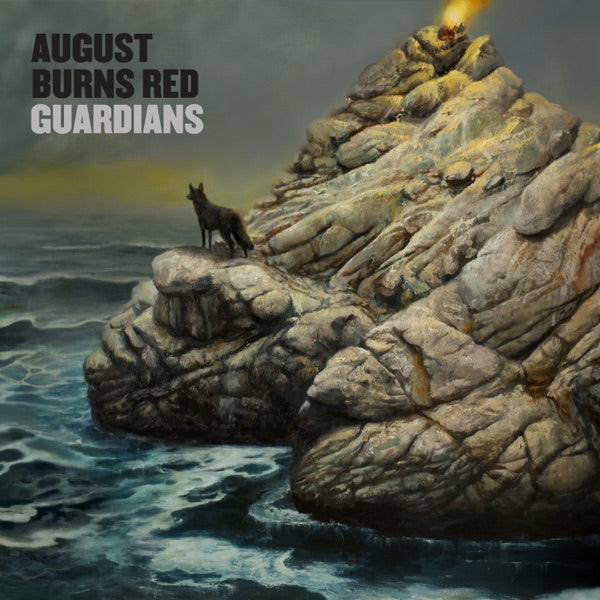 August Burns Red: Guardians CD