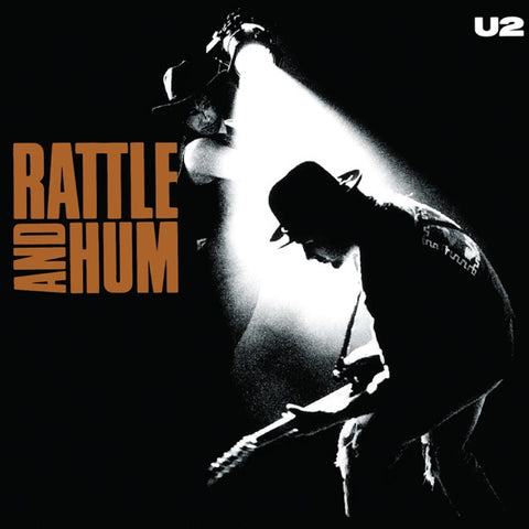 U2: Rattle and Hum Vinyl LP