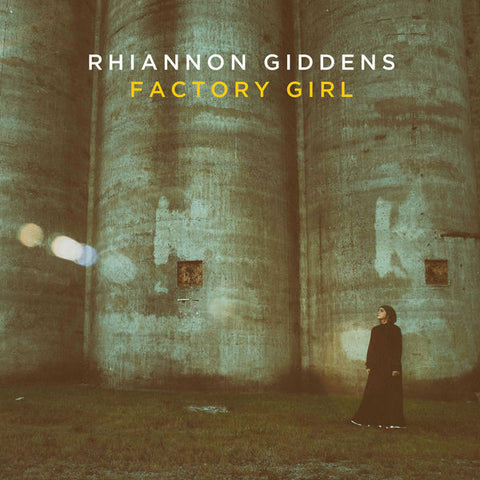 Rhiannon Giddens: Factory Girl CD