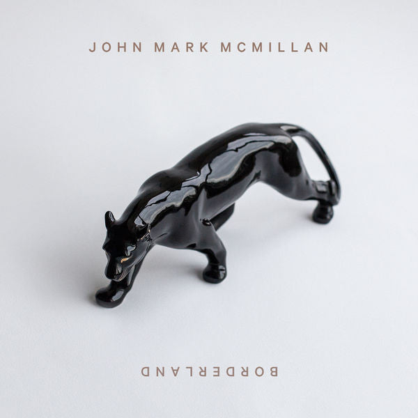 John Mark McMillan: Borderland CD