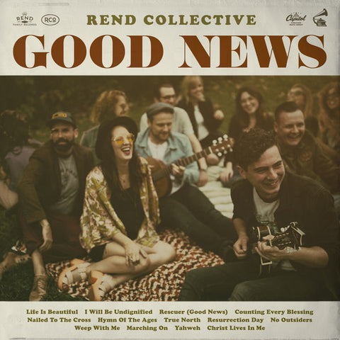 Rend Collective: Good News Vinyl LP