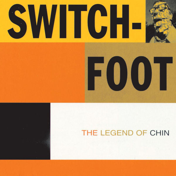 Switchfoot: The Legend of Chin CD