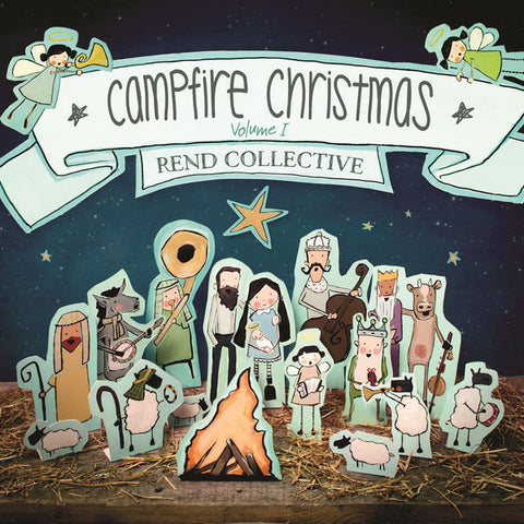 Rend Collective: Campfire Christmas Vol. 1 CD
