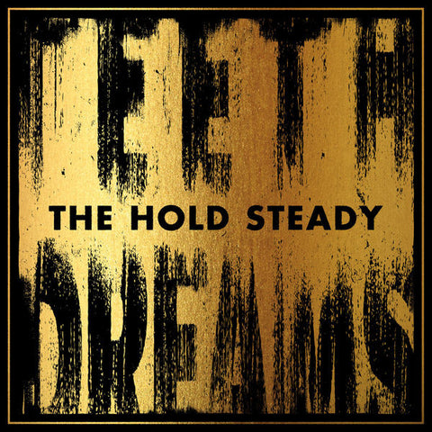 The Hold Steady: Teeth Dreams Vinyl LP