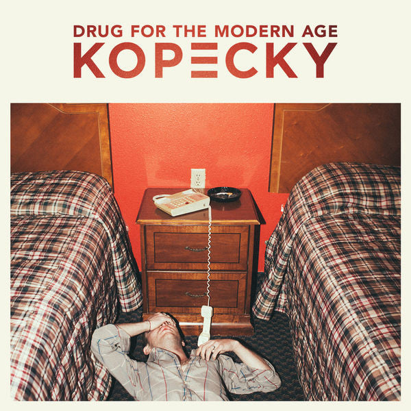 Kopecky: Drug For The Modern Age Vinyl LP