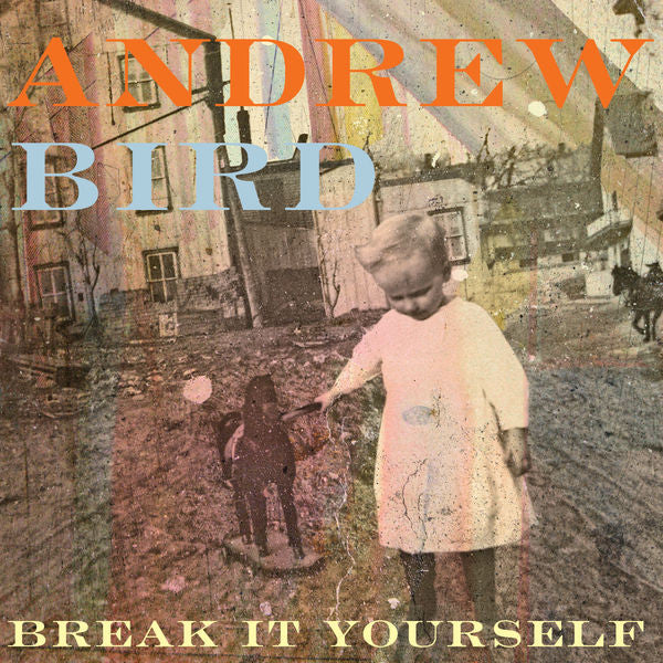 Andrew Bird: Break It Yourself Vinyl LP