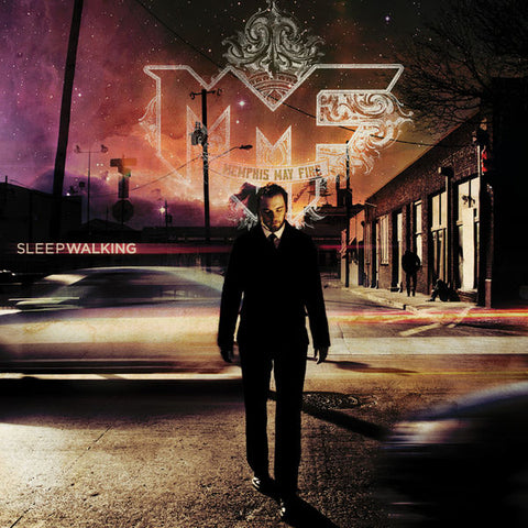 Memphis May Fire: Sleepwalking CD