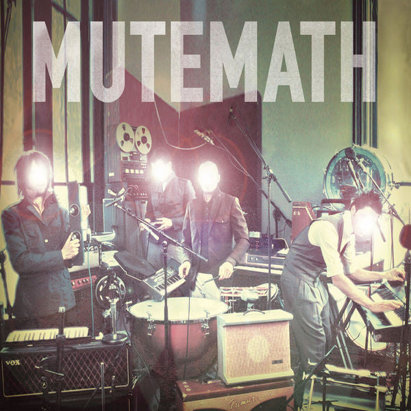 Mutemath: Mutemath CD (teleprompt version)