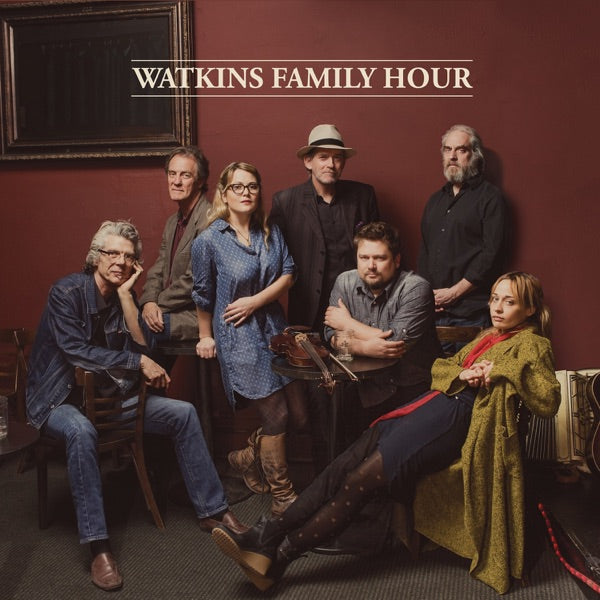 Watkins Family Hour CD