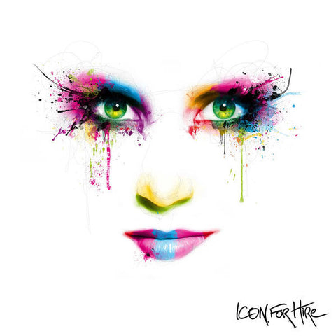 Icon For Hire: Icon For Hire CD