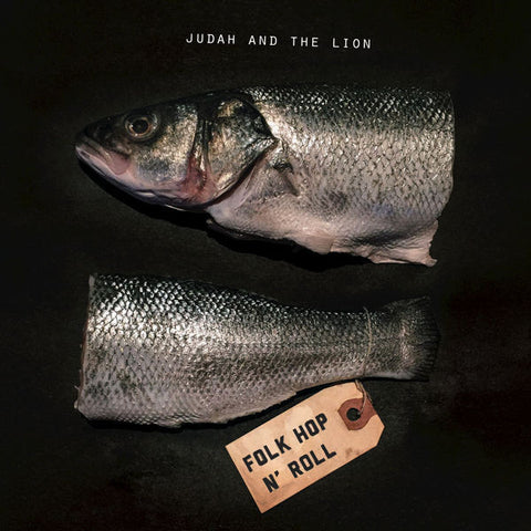 Judah and the Lion: Folk Hop N' Roll CD
