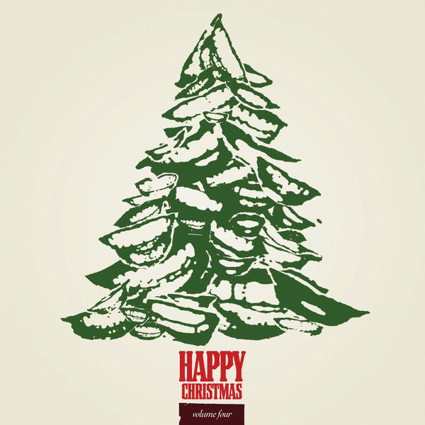 Various Artists: Happy Christmas Vol. 4 CD