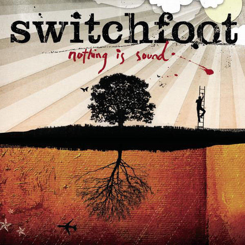 Switchfoot: Nothing Is Sound CD