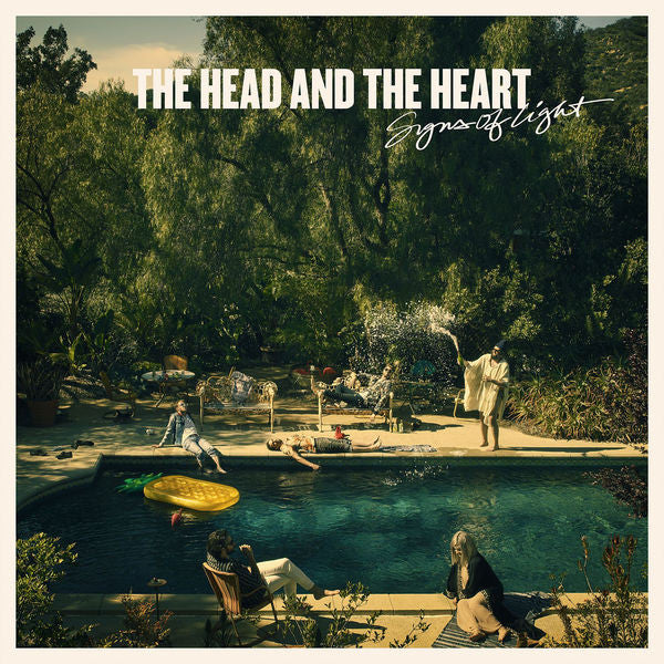 The Head & The Heart: Signs of Light CD