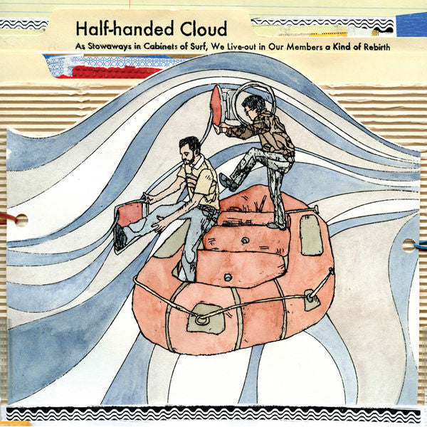 Half-Handed Cloud: As Stowaways in Cabinets of Surf... CD