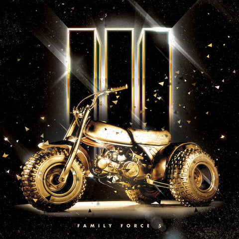 Family Force 5: III CD