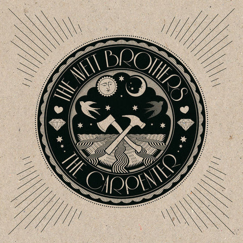 The Avett Brothers: The Carpenter CD