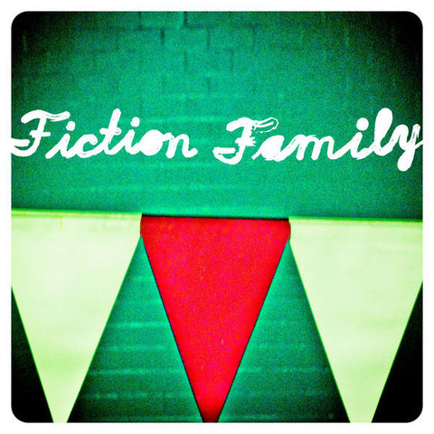 Fiction Family: Self-titled CD