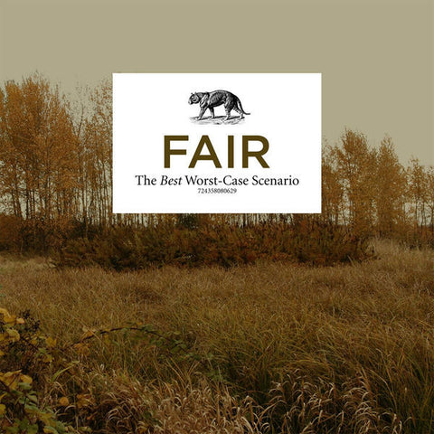 Fair: The Best Worst Case Scenario CD