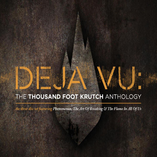 Thousand Foot Krutch: Deja Vu - The TFK Anthology Box Set