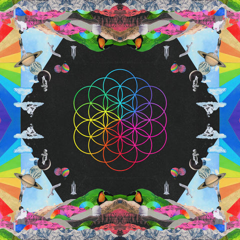 Coldplay: Head Full of Dreams CD