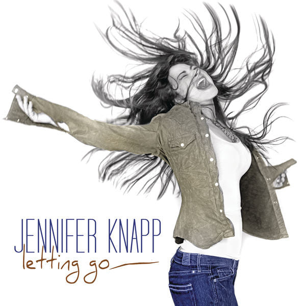 Jennifer Knapp: Letting Go CD