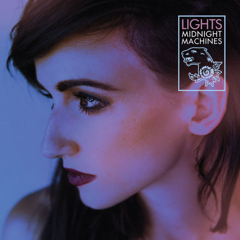 Lights: Midnight Machines Vinyl LP