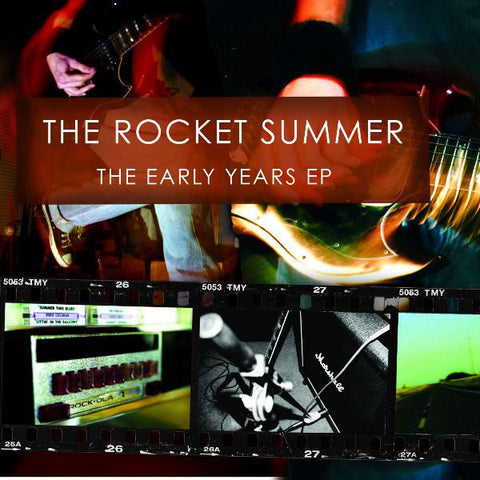 The Rocket Summer: The Early Years EP