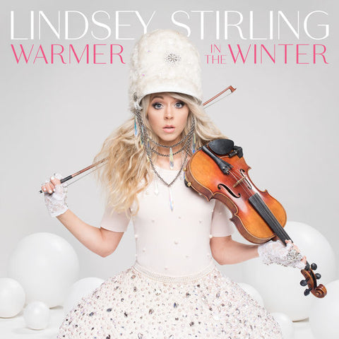 Lindsey Stirling: Warmer In The Winter Vinyl LP