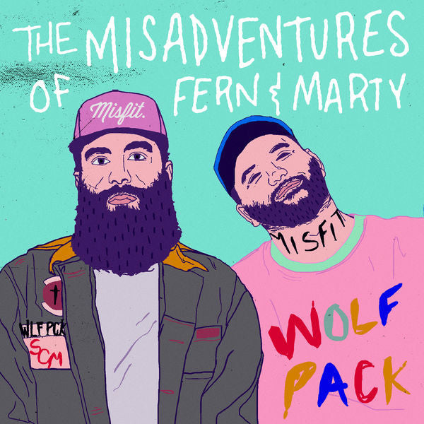Social Club Misfits: The Misadventures of Fern & Marty CD
