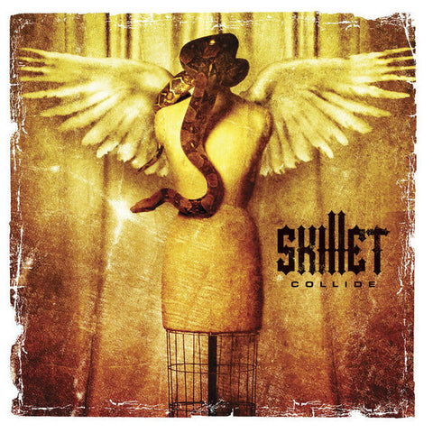 Skillet: Collide Special Edition CD