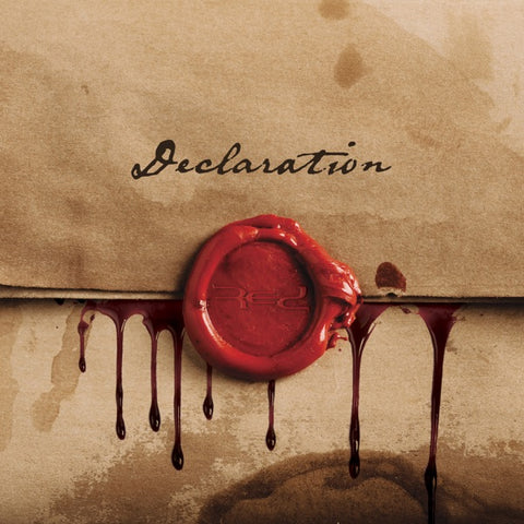 Red: Declaration Vinyl LP