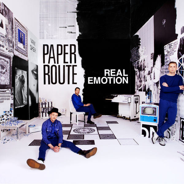 Paper Route: Real Emotion CD