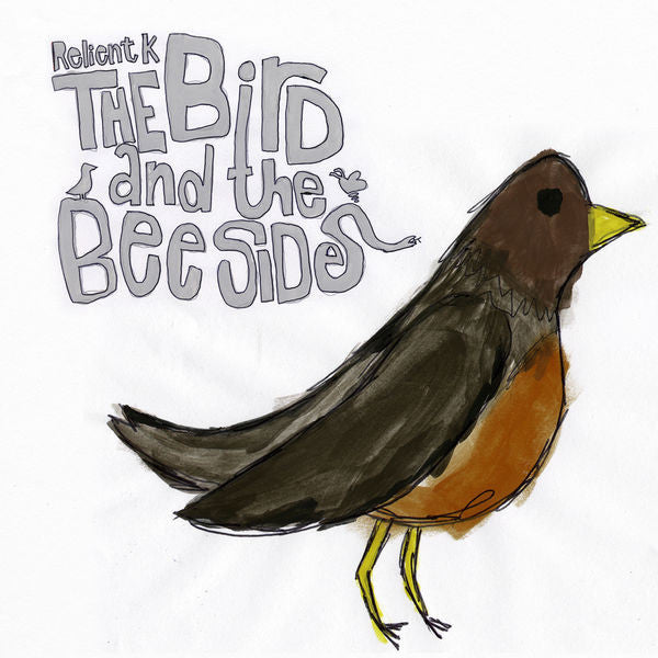 Relient K: The Bird And The Bee Sides CD
