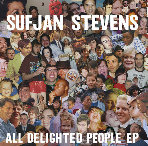 Sufjan Stevens: All Delighted People CD