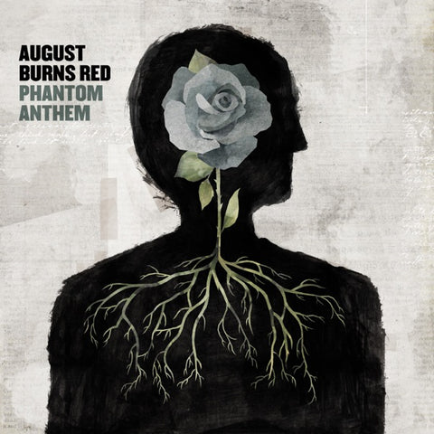 August Burns Red: Phantom Anthem Transparent Blue & Gold Colored Vinyl LP