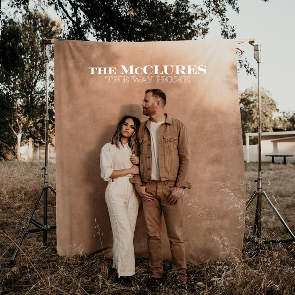 The McClures: The Way Home CD