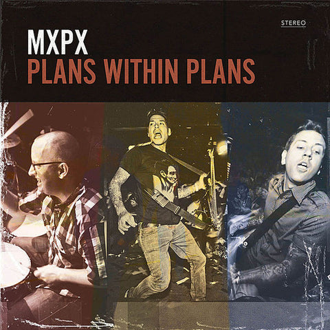 MxPx: Plans Within Plans CD